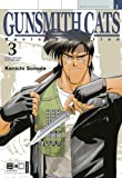 Kenichi Sonoda: Gunsmith Cats Revised Edition 3. Egmont Manga & Anime EMA, adult