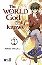 The World God Only Knows 01 by Tamiki Wakaki