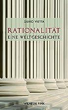 Rationalität by Silvio Vietta