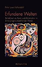 Erfundene Welten by Peter Uwe Hohendahl