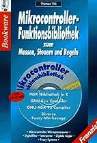 Mikrocontroller-Funktionsbibliothek zum…