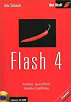Flash 4 : Animation, special effects,…