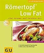 Römertopf Low Fat, viel Aroma auf leichte…
