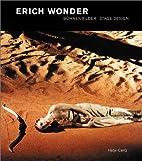Erich Wonder : Bühnenbilder = Stage…