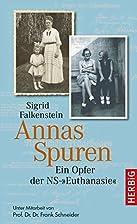 Annas Spuren by Sigrid Falkenstein