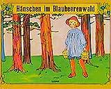 Elsa Beskow: Hänschen im Blaubeerwald. Bilderbücher