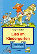Lisa im Kindergarten by Margret Rettich