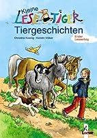Kleine Lesetiger Tiergeschichten / Der…