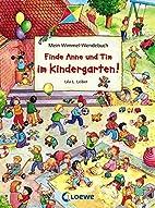 Finde Anne und Tim im Kindergarten! / Finde…