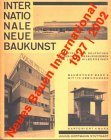 Kirsch, Karin: Neues Bauen International 1927 - 2002.