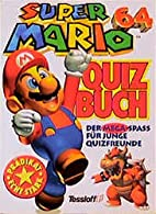 Super Mario Quizbuch. Der Mega- Spass…