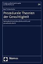 Prozedurale Theorien der Gerechtigkeit:…
