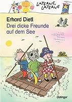 Drei dicke Freunde auf dem See by Erhard…