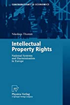 Intellectual Property Rights: National…