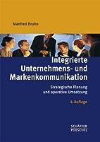 Integrierte Unternehmens- und…