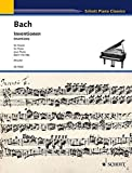 Bach, Johann Sebastian: Inventions And Sinfonias Bwv 772 - 801