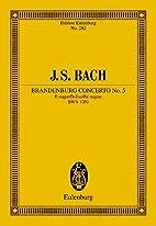 Brandenburg Concerto No. 5 in D Major by…