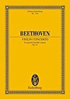 Violin Concerto in D Major, Op. 61 Study…