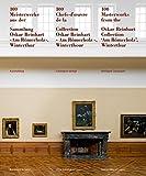 Ada Raev: 100 Masterworks From the Oskar Reinhart Collection 'Am Romerholz' Winterhur (English, German & French Edition)