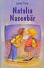 Natalia Nasenbär by Jana Frey