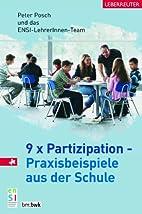 9 x Partizipation : Praxisbeispiele aus der…