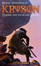 Kryson 02: Diener des dunklen Hirten by…