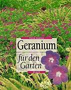 Geranium für den Garten by Coen Jansen