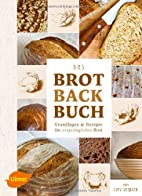 Brotbackbuch Nr. 1 by Lutz Geißler