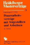 Heidelberger Musterverträge, H.3,…