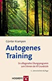 Günter Krampen: Autogenes Training