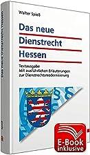 Das neue Dienstrecht Hessen (inkl.…
