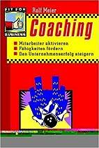 Coaching. by Rolf Meier
