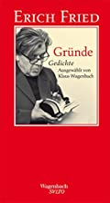 Gründe: Gesammelte Gedichte by Erich…