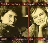 Ginzburg, Natalia: Die kaputten Schuhe. CD.