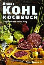Unser Kohlkochbuch by Günter Pump