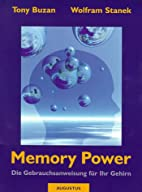 Memory Power by Tony Buzan