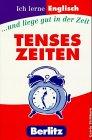 Berlitz Ich lerne Englisch, Tenses - Zeiten…
