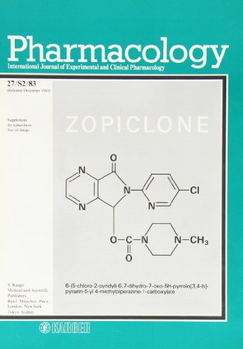zopiclone-a-third-generation-of-hypnotics-symposium-at-the-13th-cinp-congress-jerusalem-1982-proceedings-pharmacology-international-journal-of-and-clinical-pharmacology-supplement-2