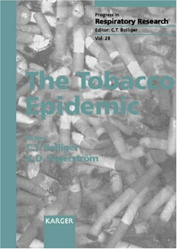 the-tobacco-epidemic-progress-in-respiratory-research-vol-28