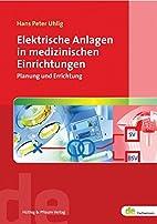 Elektrische Anlagen in medizinischen…