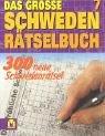 Das grosse Schwedenrätselbuch 07.