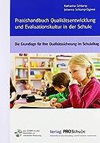 Praxishandbuch Qualitätsentwicklung und…