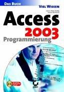 ACCESS 2003 Programmierung by Horst-Dieter…