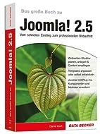 Joomla! 2.5 : das große Buch by Daniel Koch