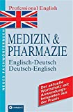 Johnson, B.: Medicine and Pharmacy Dictionary: English-German and German-English