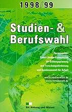 Studien- & Berufswahl 1998/99, by…