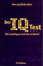 Der IQ-Test. Wie intelligent sind Sie…