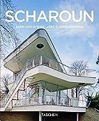 Hans Scharoun, 1893-1972: Outsider of…