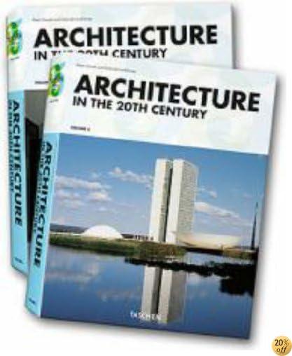 TArchitecture in the 20th Century (2 vols, slipcase)