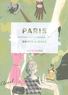 Paris, Shops & More by Angelika Taschen